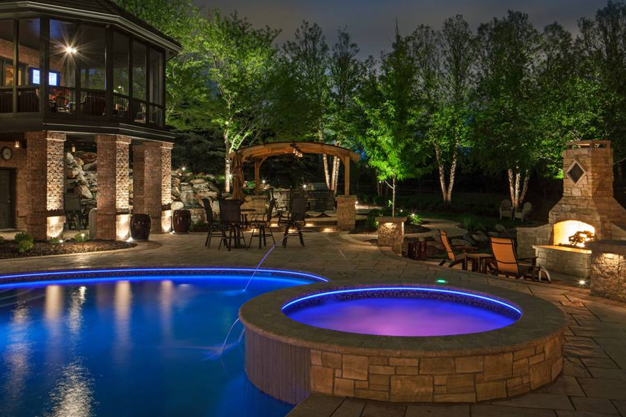 Pool Service Beverly Hills And Los Angeles Pool Lighting Ozone Systems Sal